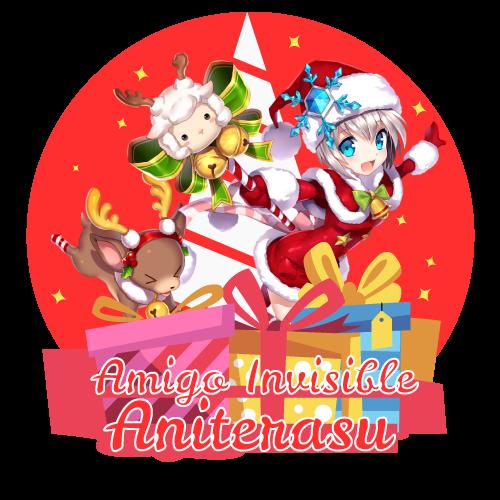 [RECLUTAMIENTO] 4º Amigo Invisible de Aniterasu